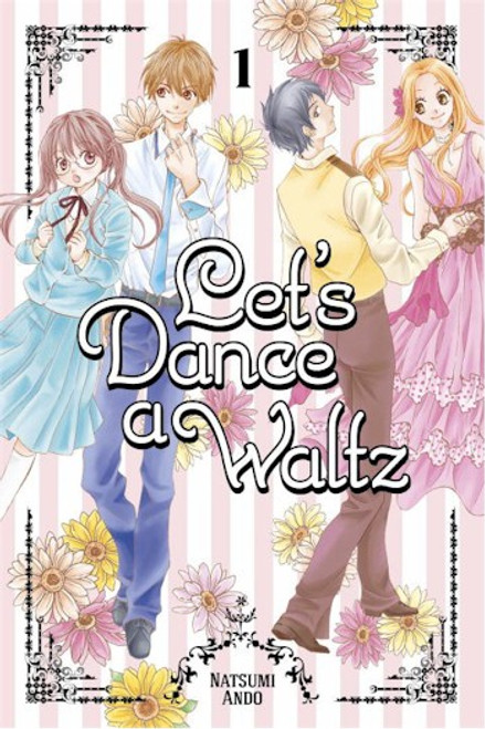 Let's Dance a Waltz Graphic Novel 01