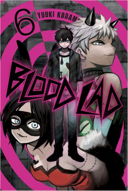 Blood Lad Graphic Novel 06