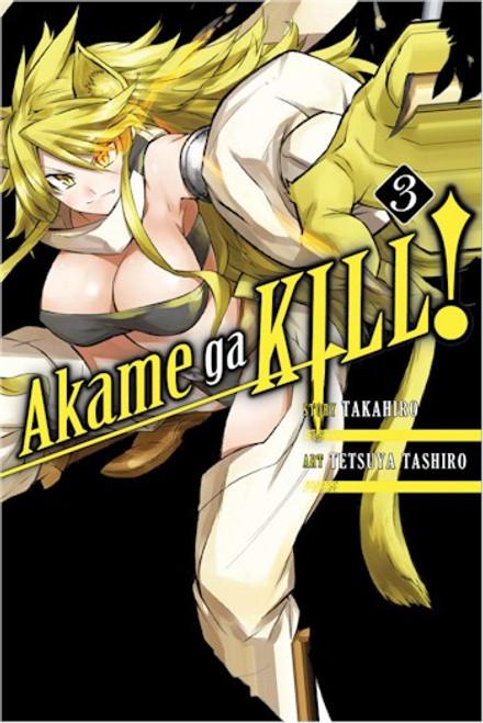 Akame ga KILL! Graphic Novel 03
