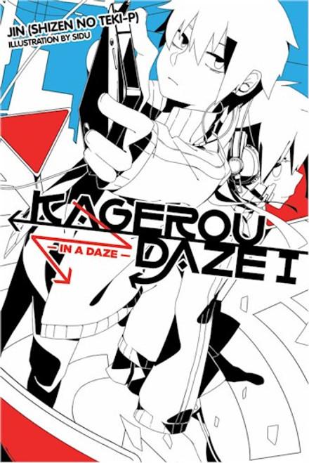 Kagerou Daze Novel 01: In a Daze