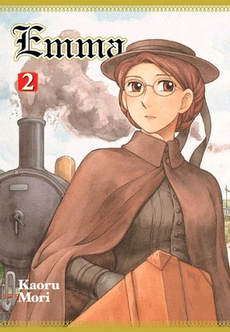 Emma Omnibus Graphic Novel 02 (HC)
