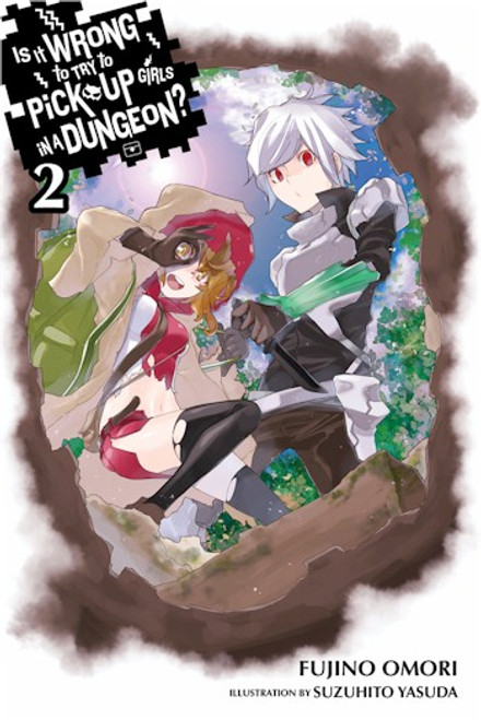 Is It Wrong to Try to Pick Up Girls in a Dungeon? Novel 02
