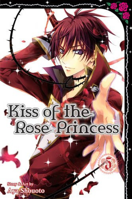 Kiss of the Rose Princess Graphic Novel 05