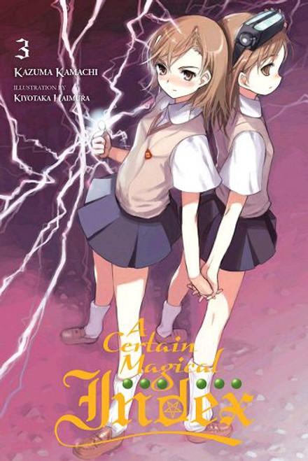 A Certain Magical Index Novel 03