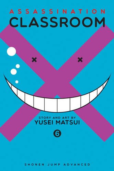 Assassination Classroom Graphic Novel 06