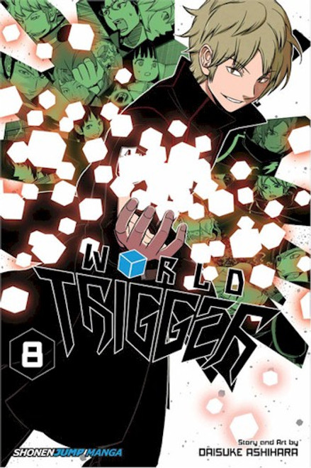 World Trigger Graphic Novel 08