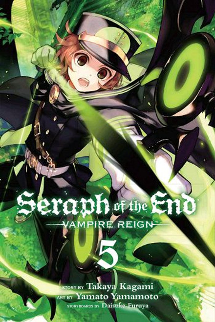 Seraph of the End Graphic Novel Vol. 05