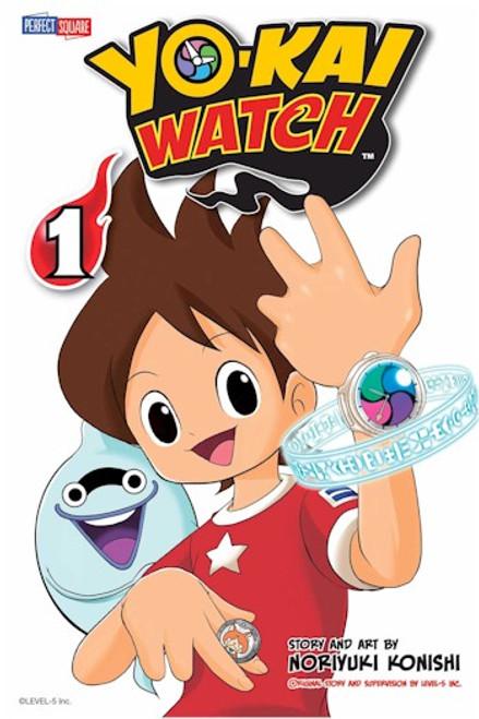 Yo-kai Watch Graphic Novel Vol. 01