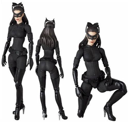 Dark Knight Rises: Selina Kyle PX MAFEX Action Figure