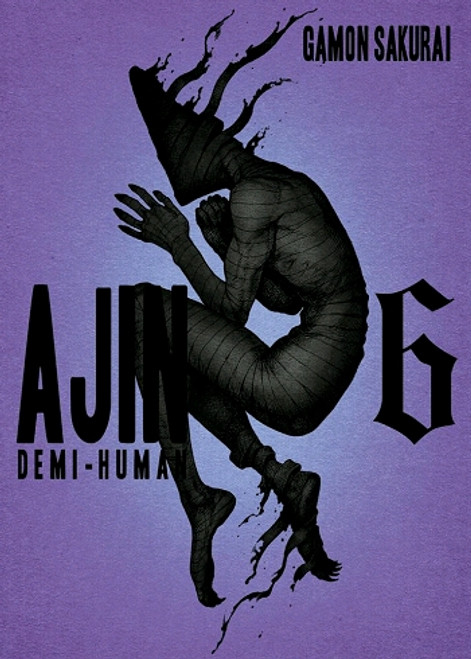 Ajin: Demi-Human Graphic Novel 06