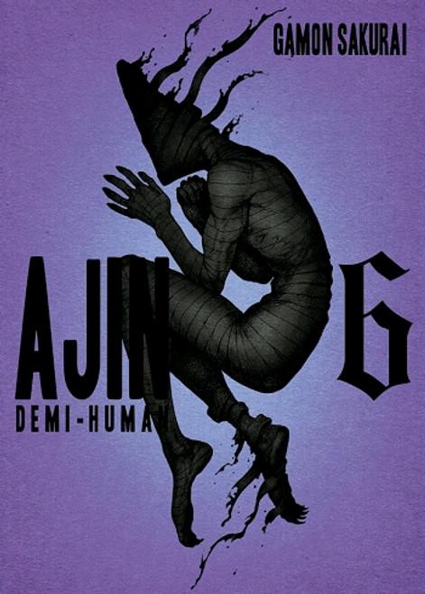 Ajin: Demi-Human Graphic Novel 06