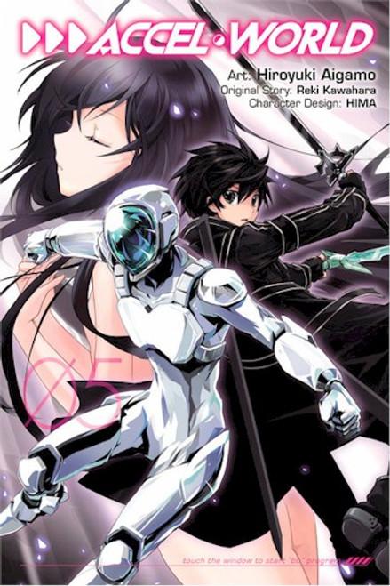 Accel World Graphic Novel 05