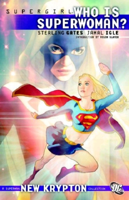 Supergirl: Who is Superwoman? GN