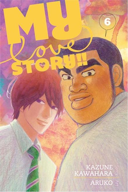 My Love Story!! Graphic Novel Vol. 06