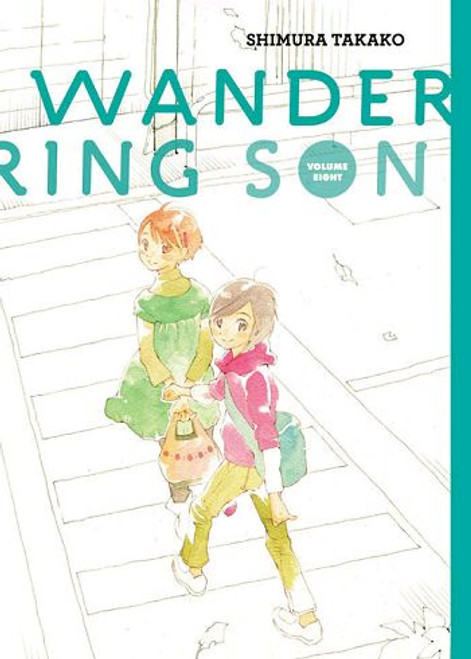 Wandering Son Graphic Novel Vol. 08 (Hardcover)