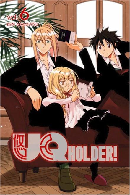 UQ Holder Graphic Novel Vol. 06