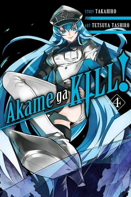 Akame ga KILL! Graphic Novel 04