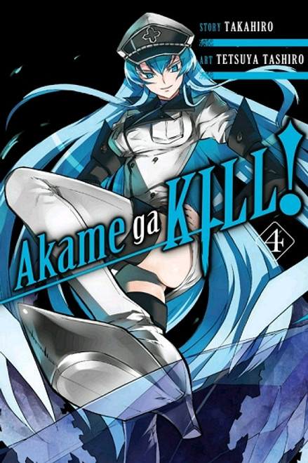 Akame ga KILL! Graphic Novel 04