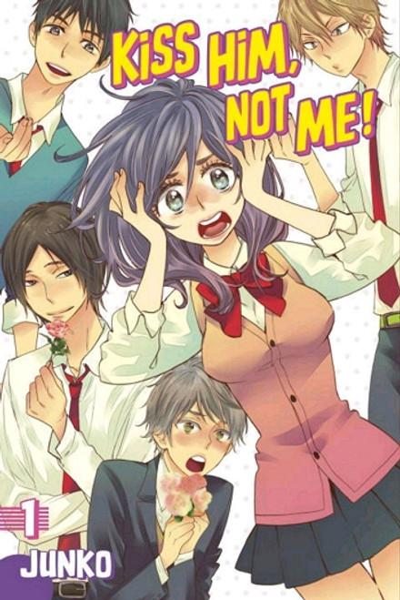 Kiss Him, Not Me Graphic Novel 01