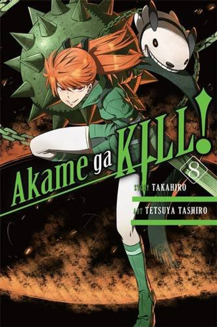 Akame ga KILL! Graphic Novel 08