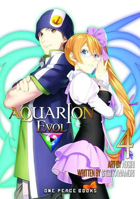 Aquarion Evol Graphic Novel 04