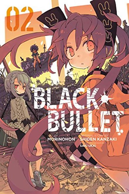 Black Bullet Graphic Novel 02
