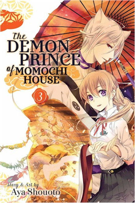 Demon Prince of Momochi House Graphic Novel Vol. 03
