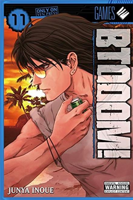 Btooom! Graphic Novel 11