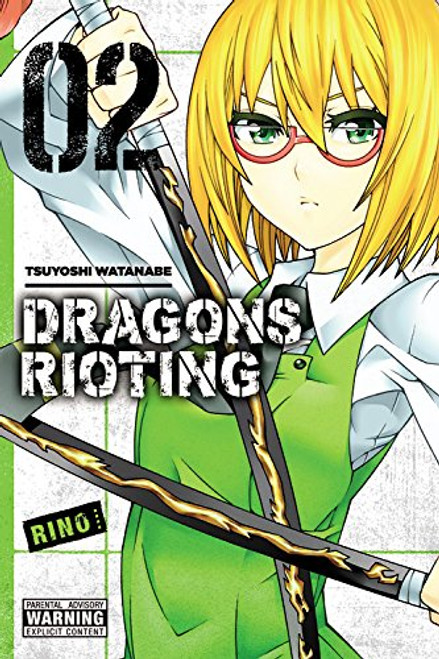 Dragons Rioting Graphic Novel 02