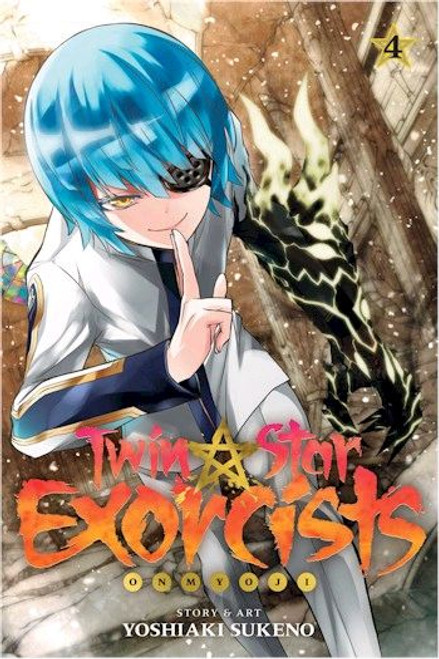 Twin Star Exorcists: Onmyoji Graphic Novel 04