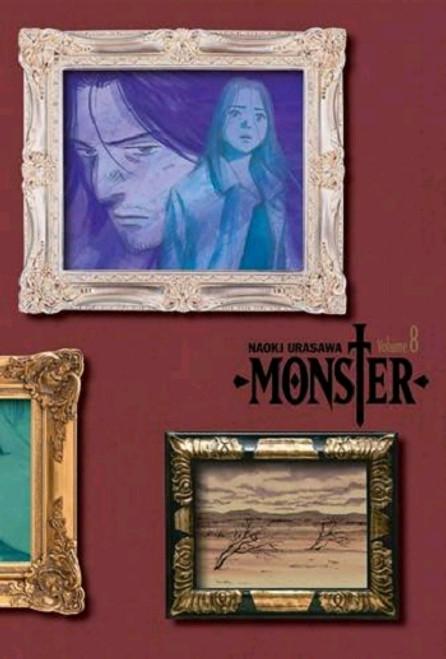Monster (Naoki Urasawa) Perfect Edition Vol. 08