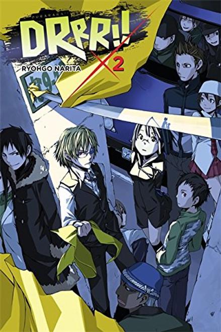 Durarara!! Novel 02