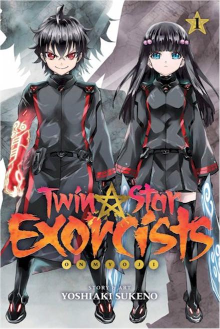 Twin Star Exorcists: Onmyoji Graphic Novel 01