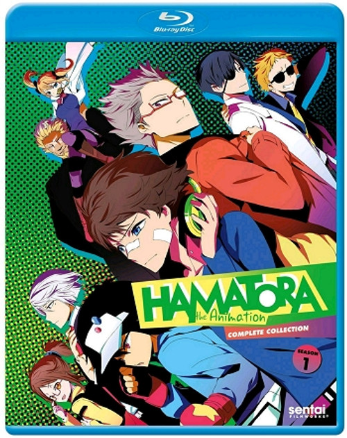 Hamatora the Animation Season 1 Blu-ray