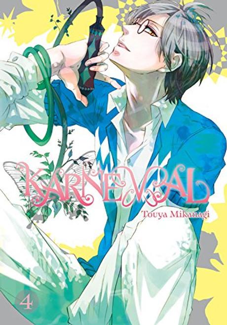 Karneval Graphic Novel 04