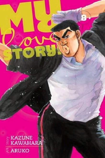 My Love Story!! Graphic Novel Vol. 08