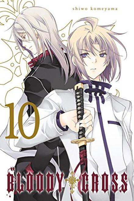 Bloody Cross Graphic Novel 10