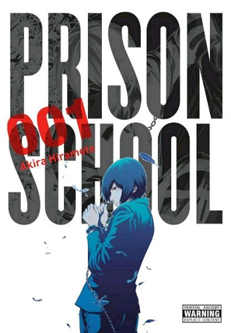 Prison School Graphic Novel 01