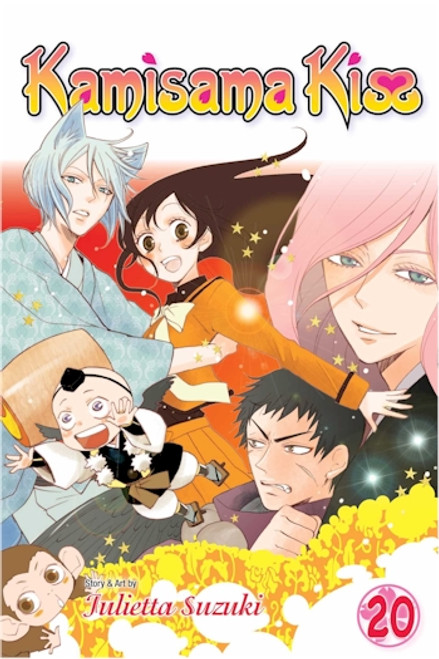 Kamisama Kiss Graphic Novel 20