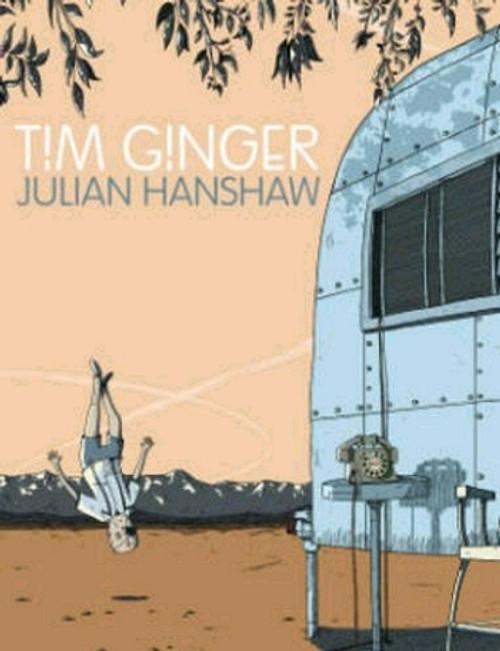 Tim Ginger Graphic Novel