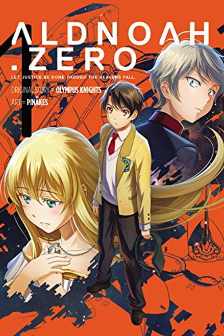 Aldnoah.Zero Season One Graphic Novel 01