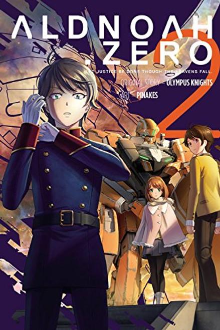 Aldnoah.Zero Season One Graphic Novel 02