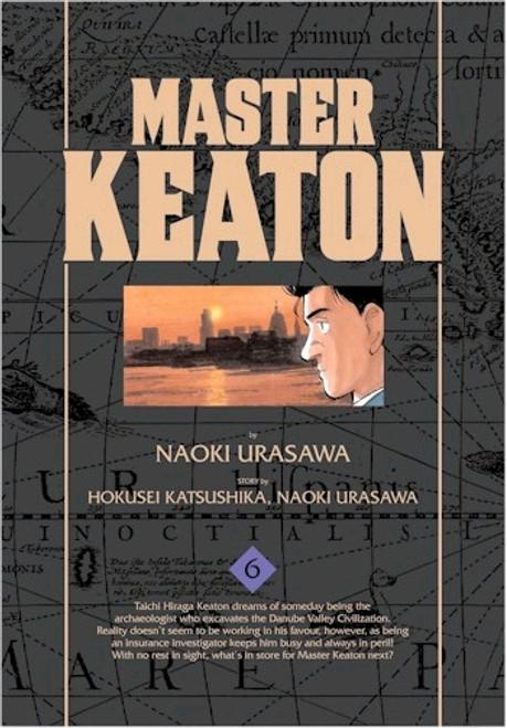 Master Keaton Graphic Novel 06