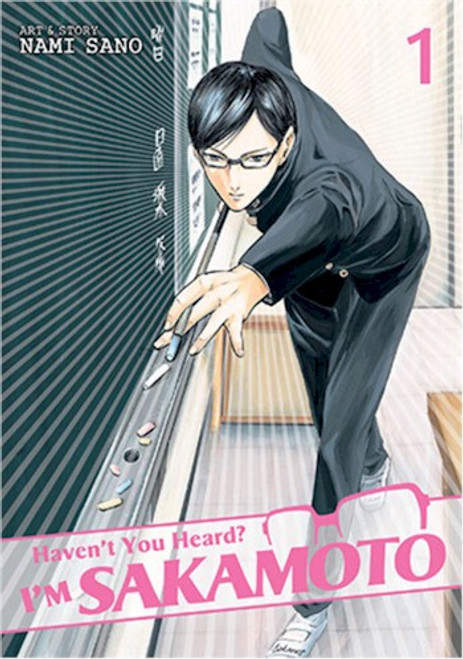Haven't You Heard? I'm Sakamoto Vol. 01
