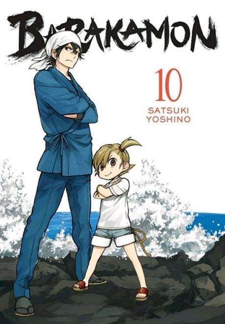Barakamon Graphic Novel 10