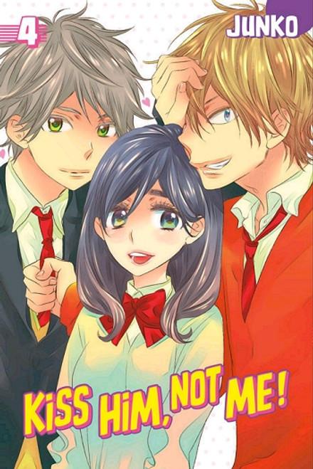 Kiss Him, Not Me Graphic Novel 04