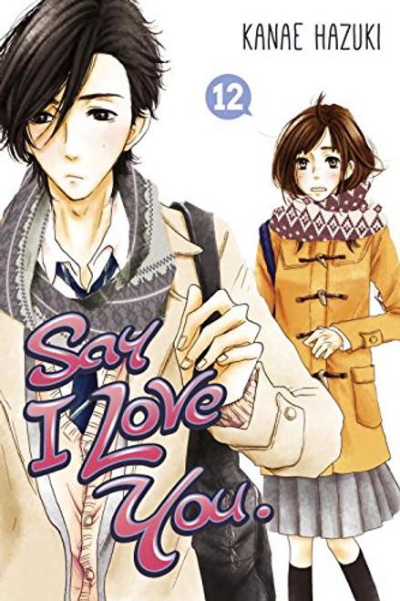 Say I Love You Graphic Novel Vol. 12