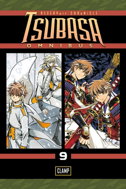 Tsubasa: RESERVoir CHRoNiCLE Omnibus GN 09