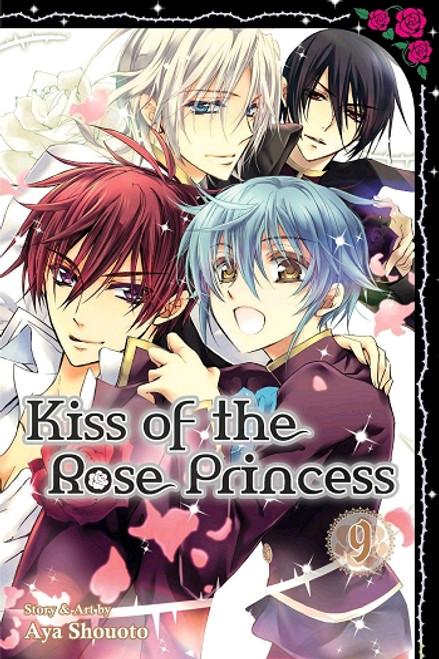Kiss of the Rose Princess Graphic Novel 09