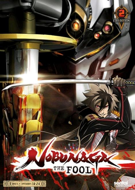 Nobunaga The Fool DVD Collection 2